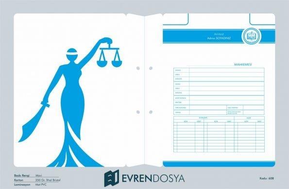 Avukat Dosyası 608