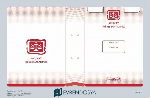 Avukat Dosyası 610