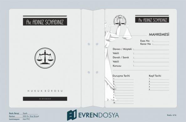 Avukat Dosyası 616