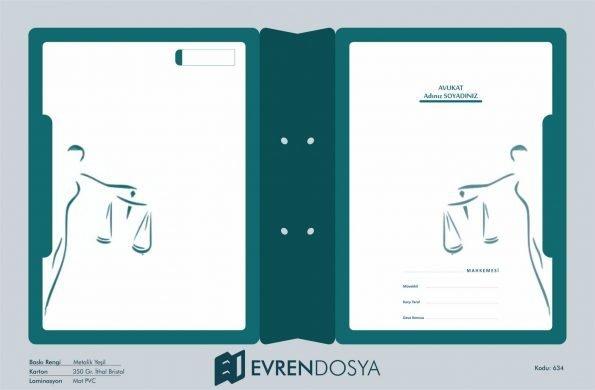 Avukat Dosyası 634