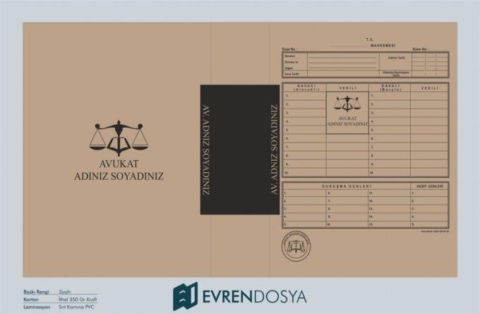 Adliye Mahkeme İcra Dosyası Kraft